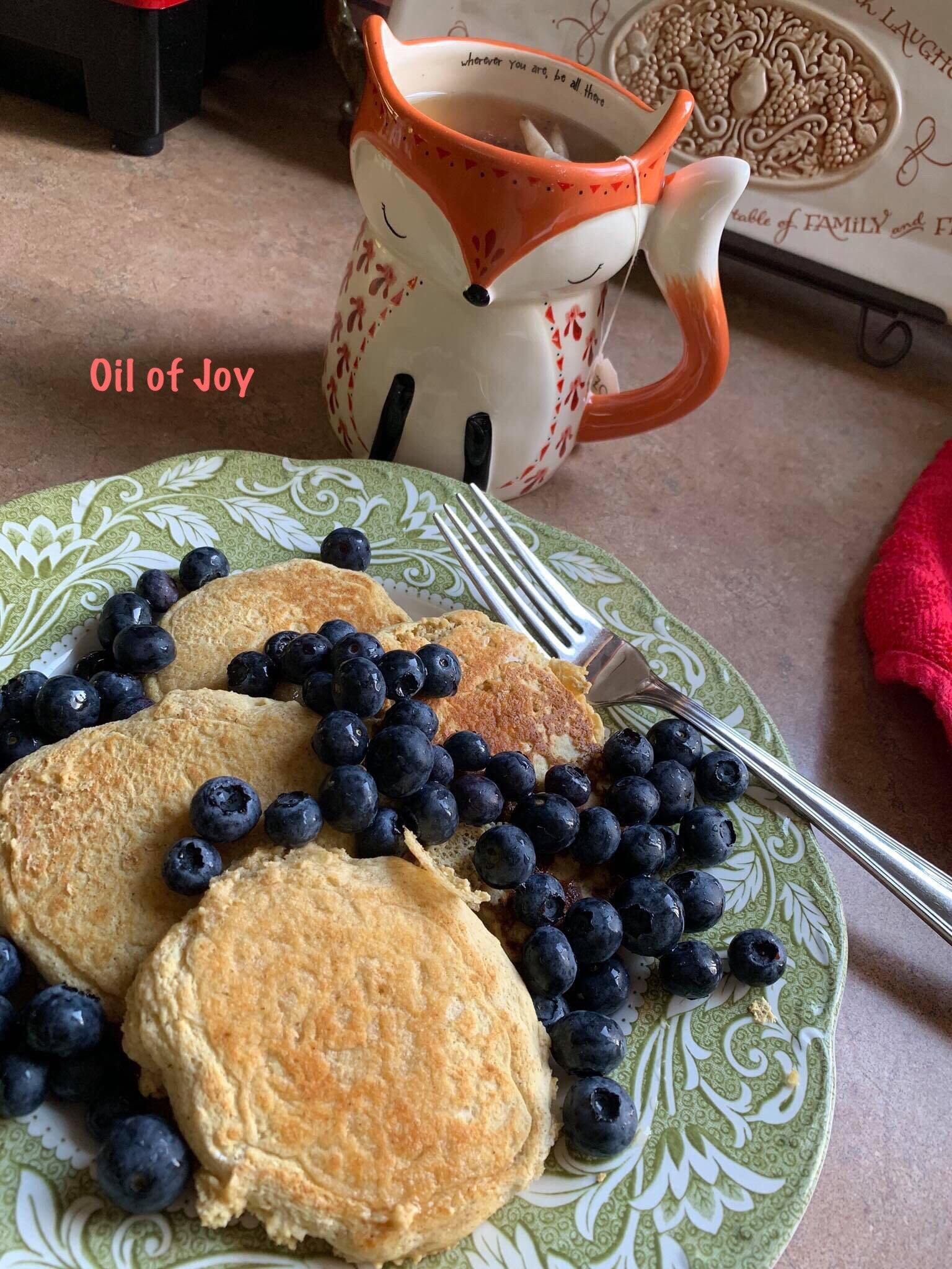 Garbanzo Pancakes Thm E Vegan Oil Of Joy